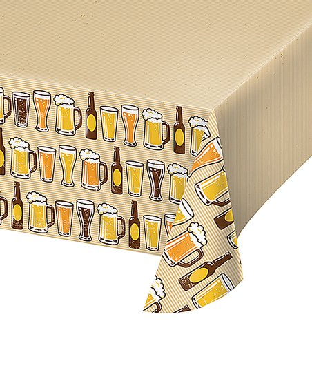 Creative Converting Cheers Beers Table Cover Set Of Two Zulily