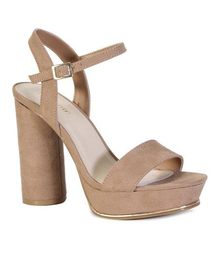 6f00244023a5e Bamboo Camel Essence Sandal