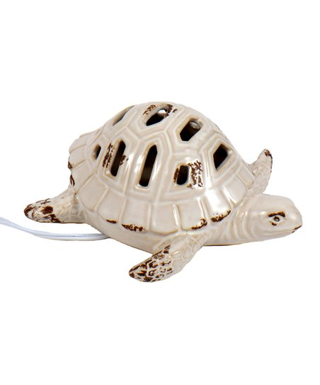 Dei Ceramic Sea Turtle Table Lamp Zulily