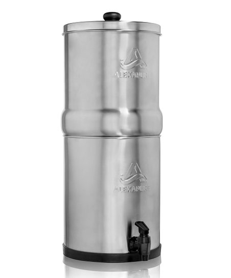Alexapure Pro Stainless Steel Water Filtration System  02ef7aa3ec
