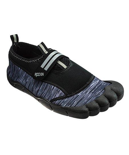 5d034e3eda8 Rockin Footwear Gray Aqua Bay Foot Water Shoe - Women