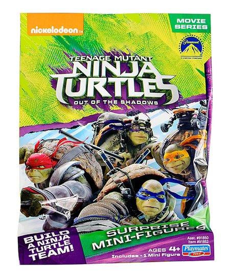 Teenage Mutant Ninja Turtles TMNT Wave Two Mini's Blind Bag