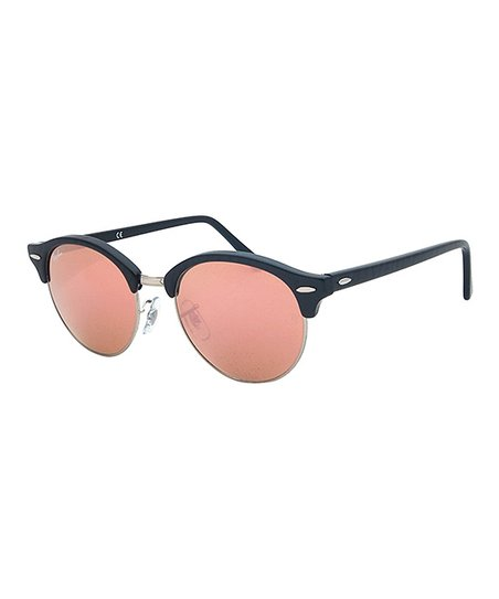 024db6872e52ae love this product Black   Pink Clubround Sunglasses - Unisex