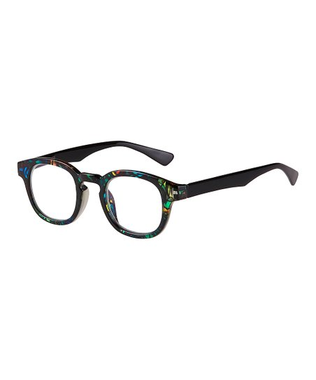 adb3d72ed77 love this product Black Iridescent Abbey Eye Candy Readers
