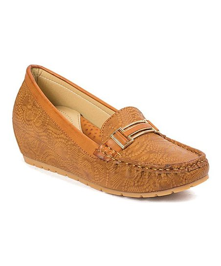 8d481b2acdc love this product Tan Walker Loafer