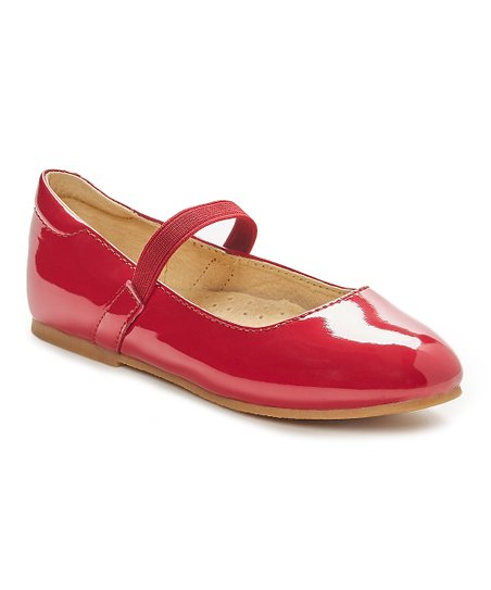 50165fa4952 love this product Red Patent Flat - Girls