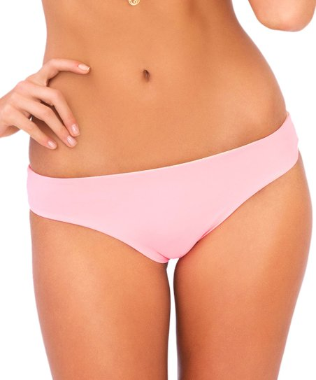 5c410d0936f love this product Pink Sunsets Reversible Seamless Full-Coverage Bikini  Bottoms - Women