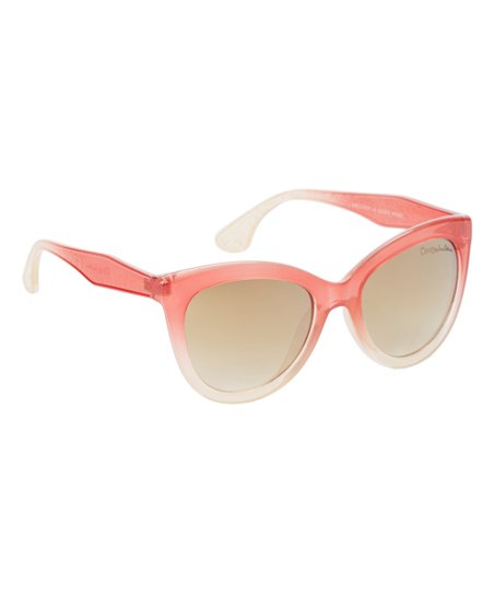 415cfaffd7 Circus by Sam Edelman Pink Ombré Cat-Eye Sunglasses