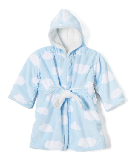 88f4038ba6 Snugly Baby Blue Clouds Robe - Infant