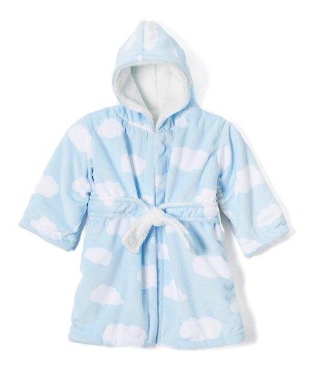 addf6db4de Snugly Baby Blue Clouds Robe - Infant