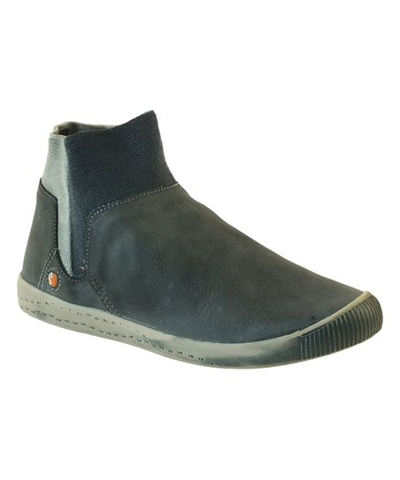 edc6466d07e29 love this product Petrol Ime Leather Ankle Boot