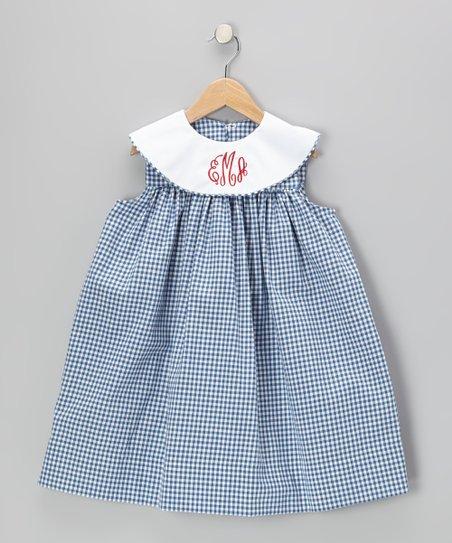 Monogram Dress