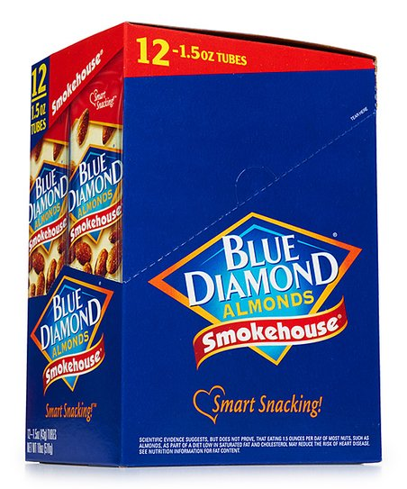 Blue Diamond 12-Ct. Smokehouse Almonds