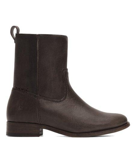 590832612ae Frye Smoke Cara Short Leather Boot - Women