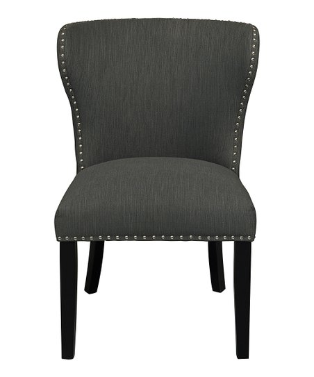 Groovy Pulaski Dupree Winged Accent Chair Creativecarmelina Interior Chair Design Creativecarmelinacom