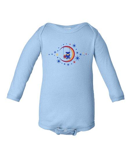 Moon Swing Toddler T-Shirt Grateful Dead