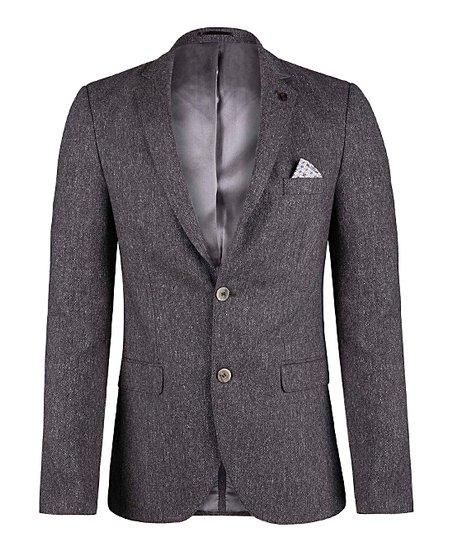 Sir Raymond Tailor Brown \u0026 Silver Wool
