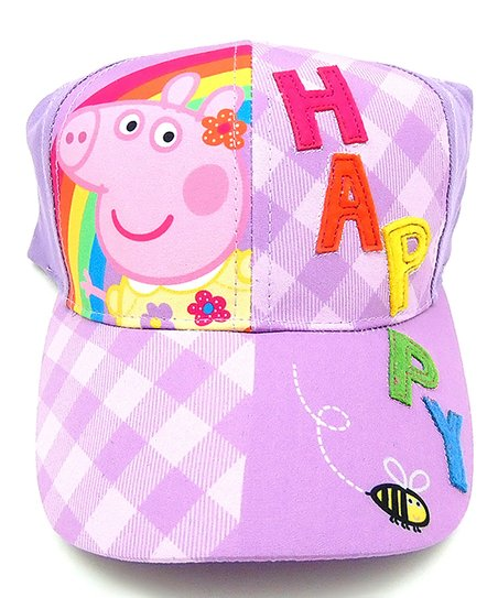 love this product Peppa Pig  Happy  Baseball Cap 10c312d0197