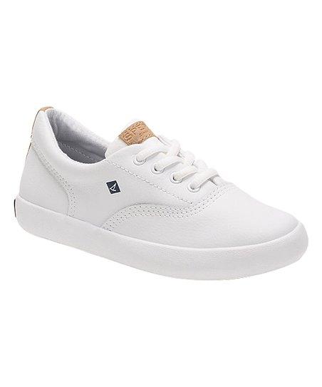 Wahoo Leather Sneaker - Girls