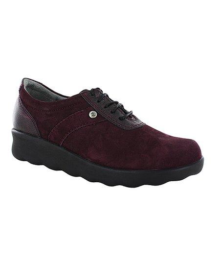 136007adf80 Wolky Bordo Nido Leather Sneaker - Women