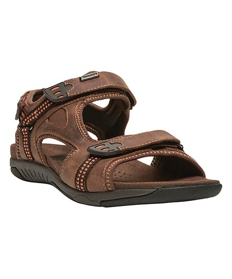 675f52eb953 love this product Brown   Orange Anderson Leather Sandal - Men