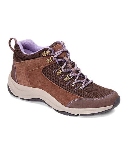 Vionic Brown Cypress Trail Walker