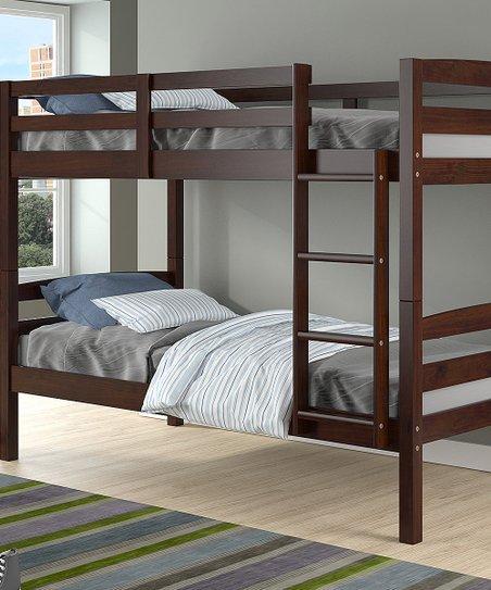 Donco Kids Devon Twin Bunk Bed Set Zulily