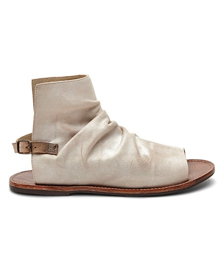 4162442f6ec Matisse Taupe Wesley Leather Sandal