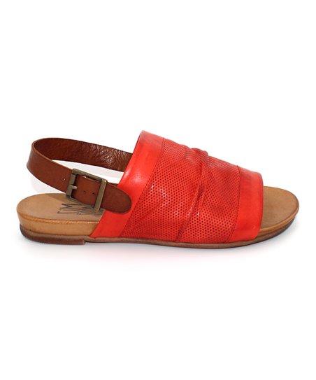 dbdeabb58d2c love this product Scarlet   Tan Abbey Leather Sandal