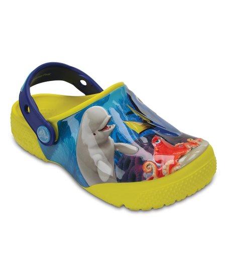 806782019 Crocs Lemon Finding Dory™ Fun Lab Clog - Kids