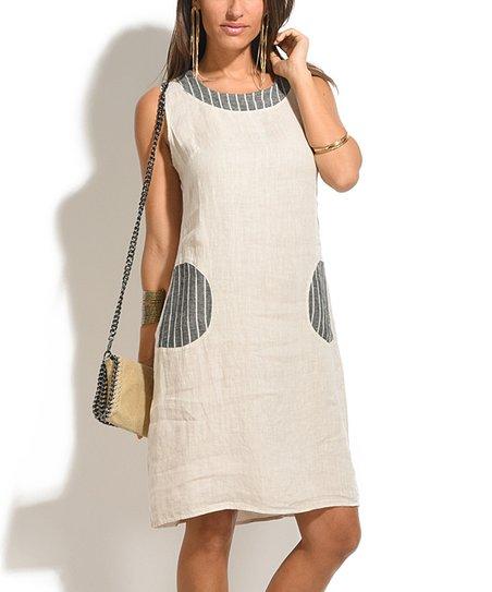 eee2c2f8d7572d love this product Sand Aline Linen Dress - Women