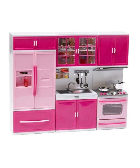 Toy Kitchen Playset