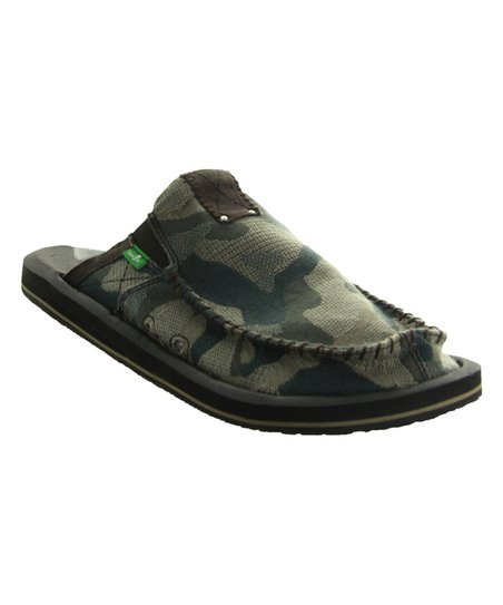 ea9a4329cae76 love this product Smoke Camo You Got My Back Slip-On Shoe - Men