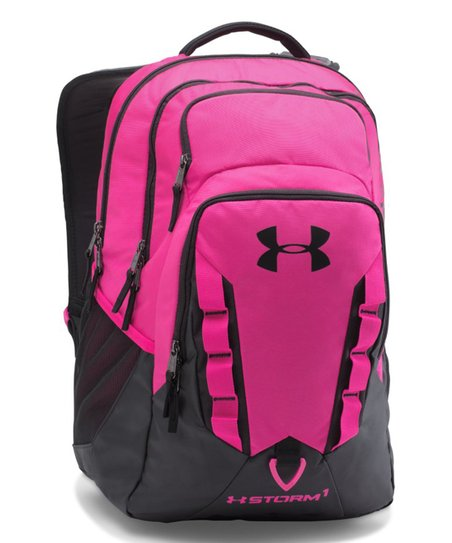 love this product Tropic Pink Storm Recruit Backpack 0e651c6162b66