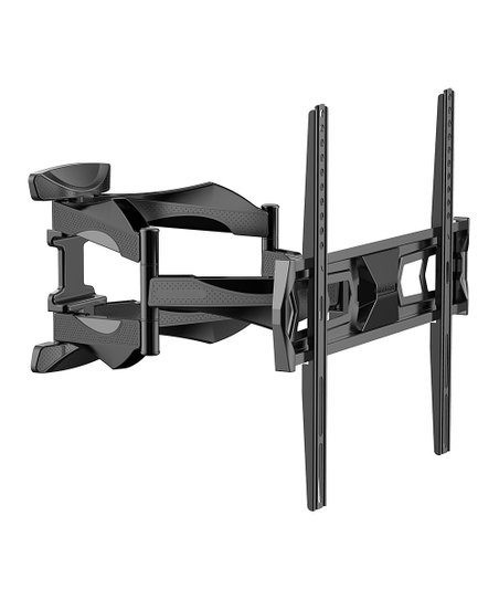 Gforce Black Full Motion 32 To 70 Tv Wall Mount Zulily