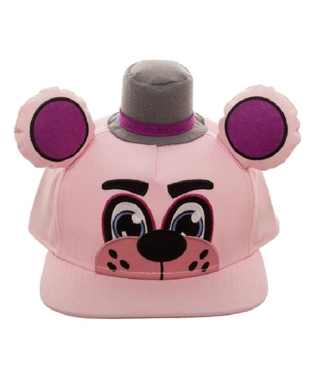 Five Nights at Freddys FNAF Funtime Freddy Snapback Baseball Cap ... 2963cece7af