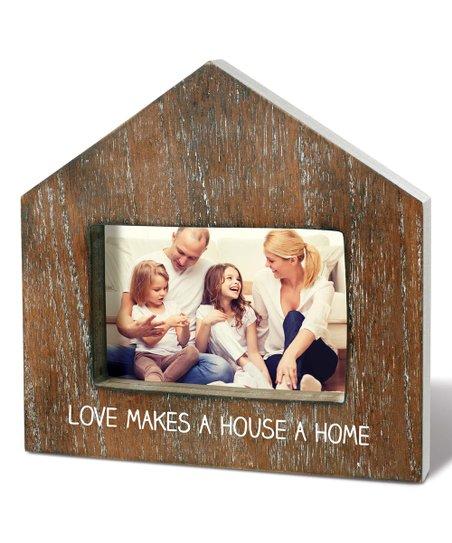 Grasslands Road You Me Love Makes A House A Home Frame Zulily