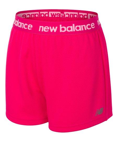 New Balance Girls Athletic Shorts