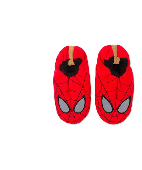 597c4d9ce085 love this product Spider-Man Fuzzy Babba Slipper Socks