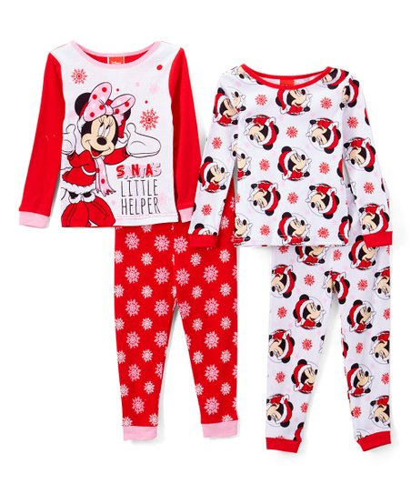 e607b0a18feb Minnie Mouse Little Helper Pajama Set - Toddler