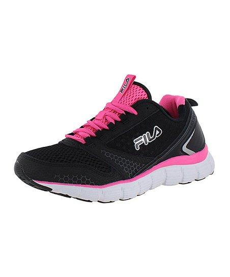 66f12cd386eb love this product Black   Pink Memory Windstar Running Shoe - Women