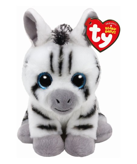love this product Stripes the Zebra Beanie Baby Plush Toy 838b2d301b