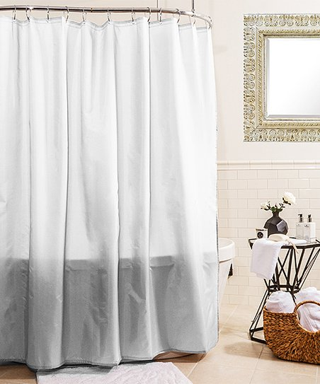 Love This Product White Fabric Shower Curtain Liner