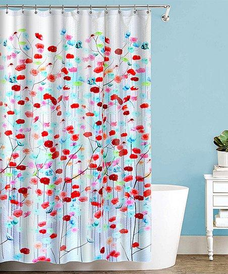 Splash Home Mansi Shower Curtain