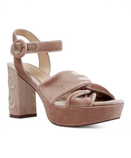 74195b286bb Nine West Light Pink Mitchagain Sandal - Women