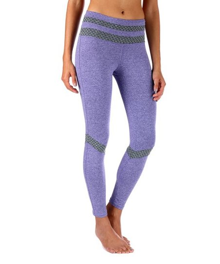 4967cce2f857e love this product Purple Honeycomb Leggings