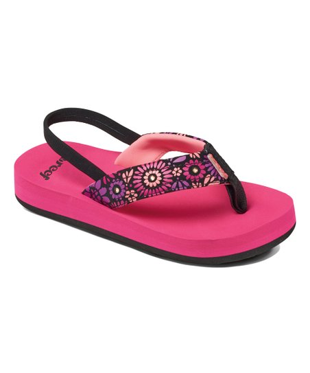 985ad2bb4 love this product Magenta Little Ahi Lights Sandal - Kids
