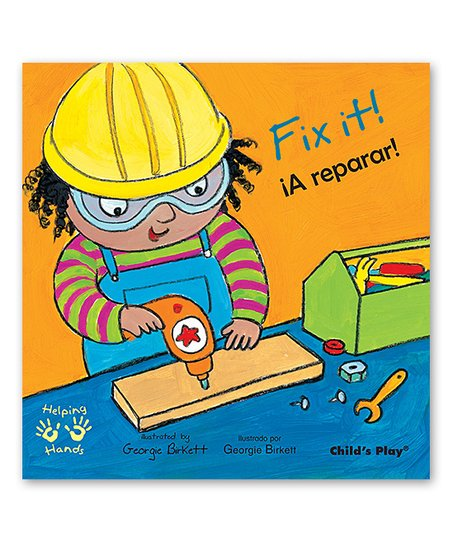 Image result for fix it childs play bilingual