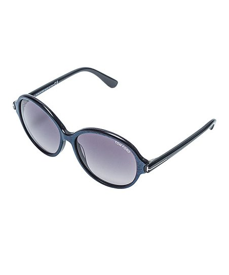 c6841b62c1f4 love this product Gray Gradient Milena Round Sunglasses