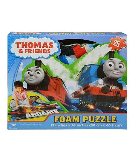 Cardinal Industries Thomas & Friends Foam Floor Puzzle   Zulily